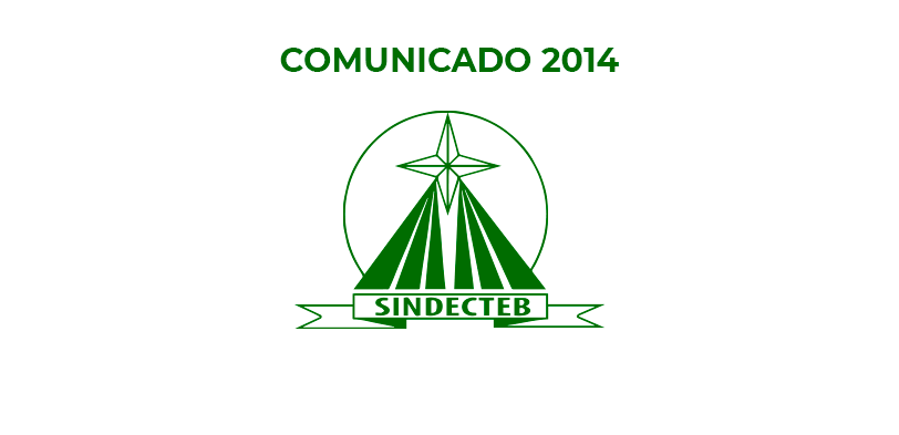 COMUNICADO SINDECTEB 051/2014 – ECT apresenta proposta de reajuste para benefícios